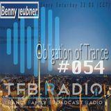 Podcast - Obligation of Trance 054