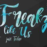 Frank Valon @ Freaks like Us, Düsseldorf 15.10.2016 (live recording)