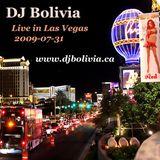 DJ Bolivia - Live in Las Vegas, 2009