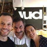 Lunch Break - Rosa&Filippo - Wood - 23 Aug 2018