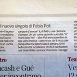 Radio Stonata. OGGI. Fabio Poli. Niente canzoni d'amore. 28.06.2016.