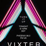 T U R N △ I T △ U P on Phoenix 98FM: 3rd Dec 2018