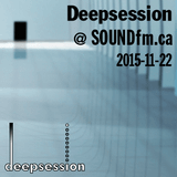 Deepsession @ SoundFM.ca - 2015-11-22