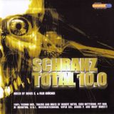 Schranz Total 10.0 - CD1 mixed by Boris S.