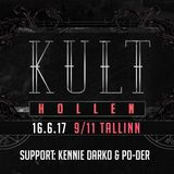 Kennie Darko - live @ KULT, Club 9/11