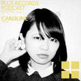 054: DJ Caroline* (Miyako Suzuyama) - Techno DJ Mix