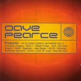 Dave Pearce ‎– 40 Classic Dance Anthems Vol 3 - Cd1