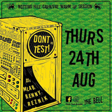 Don't Test! 03 Notting Hill Carnival Warm Up 24th Aug 2017