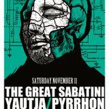 Metal on Metal- Great Sabatini Interview