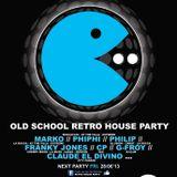 Old School Retro House Party @ Fuse 08-03-2013 p1