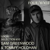 Local Selection Mix #10: Sam Greenwood & Tommy Holohan