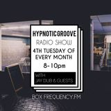 hypnotic groove show guest mix - box frequency fm - 28.10.14