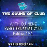 THESouND of club w. DJ NenZ - (Editia 151) (09 feb 2018)