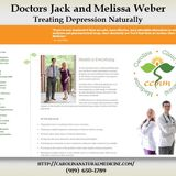 Doctors Jack and Melissa Weber - Treating Depression Naturally