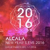 New Years 2016 Live @ Pianos NYC (1/1/16)