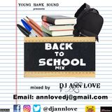 Back to School Mix