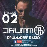 DrummDeep Radio 002