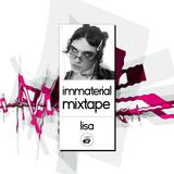 "VRTGM // ""Immaterial"" Mixtape by L I S A"