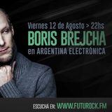 Argentina Electrónica con Boris Brejcha (12/08/2016) - Viernes 22hs x Futurock FM