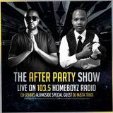 TriXx HomeBoyz Radio AfRoBEaT vs DaNcEHaLL SeT