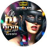 Noyenjoy  - purim 2015 mixed by dj fredi