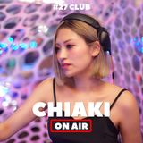 CHIAKI ON AIR #27 -CLUB-