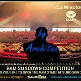 RAM Sundown DJ Competition - Architec