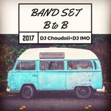 BAND SET B-to-B {DJちょうどいい×DJ IMO}
