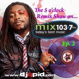 Remix Show Jan. 2, 2015 [Ep.2] - DJ Q-PID