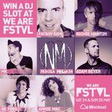 We Are FSTVL 2014 DJ Competition - Nikita Mylukin