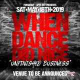 WHEN DANCE DID NICE 24 (Saturday May 18th, 2019 @ TBA) {DL LINK IN DESCRIPTION}