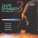 Gentle Daps XXIII: DAPS DYNASTY 3 — Anniversary Special