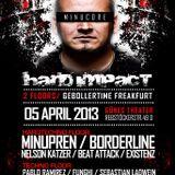 Nelson Katzer - Hard Impact 05.04..2013 @ Günes Theater (Frankfurt)