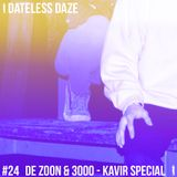Dateless Daze #24 - De Zoon & 3000 - Kavir Special