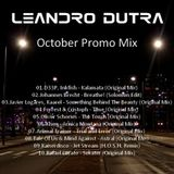 Leandro Dutra - October 2015 Promo Mix