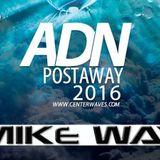 Mike Way Guest Mix At @ ADNPositiva 2016 www.centerwaves.com