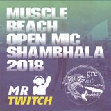 Open Mic Jam Hosted by Mr Twitch - Muscle Beach, Shambhala 2018, BC, Canada