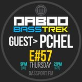 Pchel – Daboo BASSTREK Guest E#57 on bassport.FM Cut RadioShow