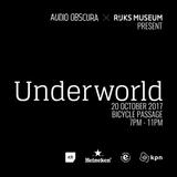 Underworld  - Live at Audio Obscura, Rijsk Museum (ADE 2017, Amsterdam) - 20-Oct-2017