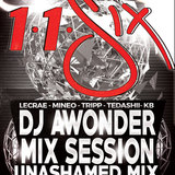 116Unashamed Mix Session