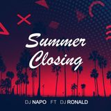 Mix Summer Closing - Dj Napo Ft Dj Ronald