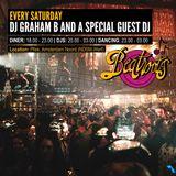 Beatroots resident DJ Graham B's birthday mix