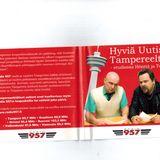 Radio 957, Hönttä & Toippari news show, broadcast 2001 vol. 1