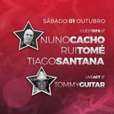 Nuno Cacho e Rui Tomé feat Tommy Guitar (Steel Outubro2016)