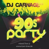 90's-party by Dj Carnage23
