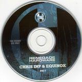 Chris Inperspective B2B Equinox – Renegade Hardware 'Live In London' - 07.07.2006