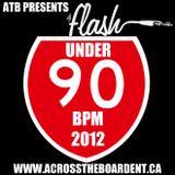 (Repost) DJ Flash-Under 90 2012 (DL Link In The Description)