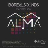 BorealSounds Radioshow / Episode 04 by ALMA (ARG)