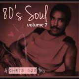 80's Soul Mix Volume 7 (February 2015)