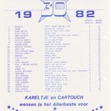 Een avondje Cartouch - Kareltje Top 30 - 1982 in the mix - mixed by Groove Inc.